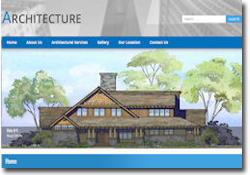 architectural website image