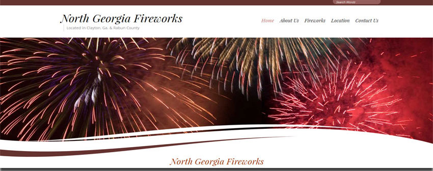 image fireworks website