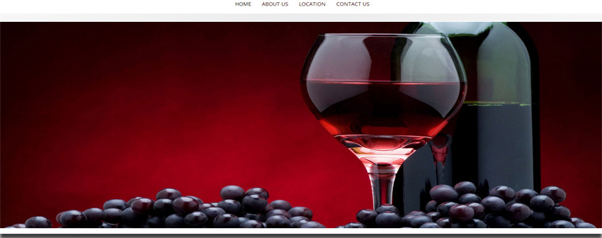 image wine website